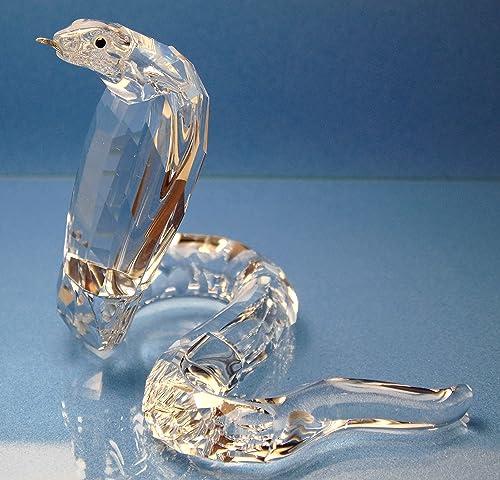 Swarovski Crystal Cobra Retired Item 243979
