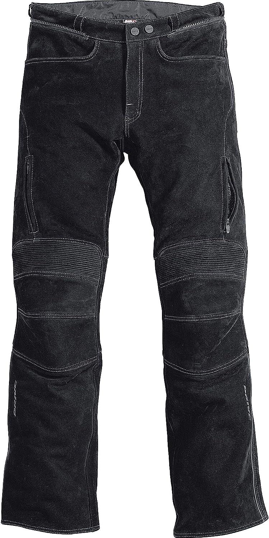 Mohawk Motorradhose Touren Velourslederhose 1 0 Schwarz 56 Herren Tourer Ganzjährig Bekleidung