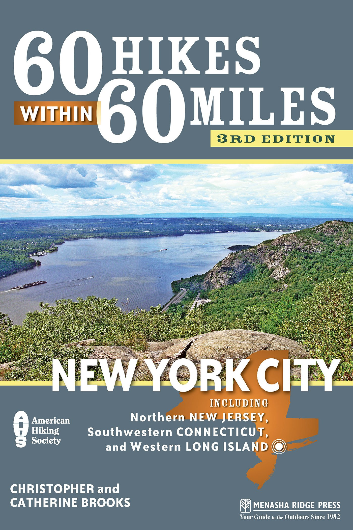 Download 60 Hikes Within 60 Miles: New York City: Including Northern New Jersey, Southwestern Connecticut, and Western Long Island ebook