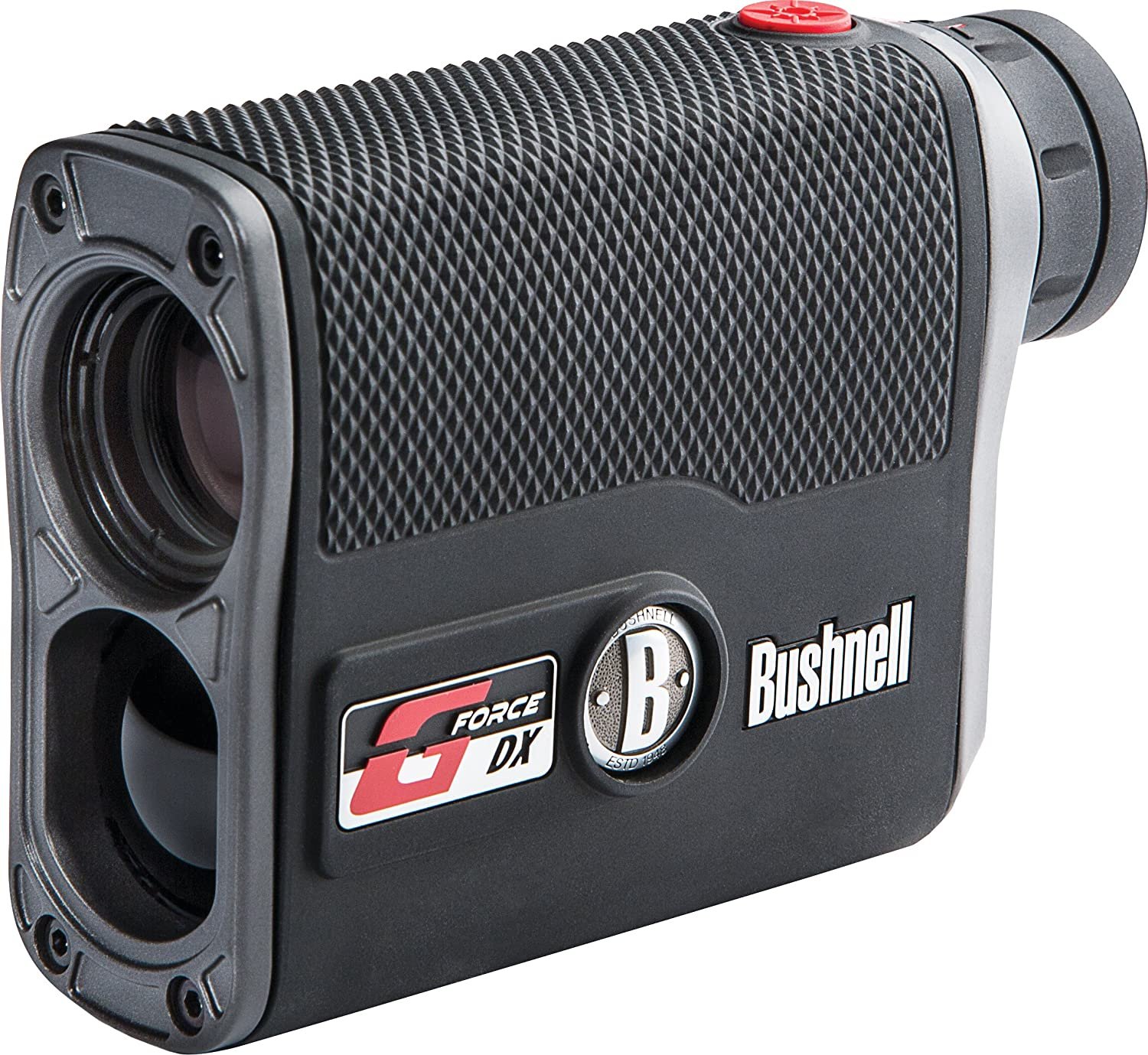 Bushnell G Force DX 6 x 21 mm - Telémetro láser de caza, color negro 202460