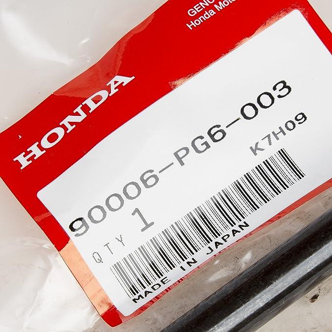 Genuine Honda 90006-PG6-003 Bolt and Washer