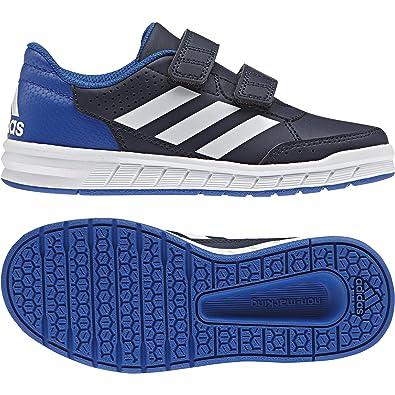 best authentic 0ed2d 50759 adidas Altasport CF K, Scarpe da Fitness Bambino, Blu ConavyFtwwhtBlue