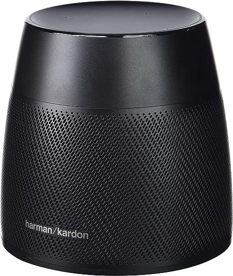 Comprar Harman Kardon Astra, Altavoz Bluetooth (Amazon Alexa, Conexión WiFi, Comandos de Voz y Sonido), Opcional, Negro