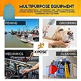 Xpose Safety Heavy Duty Vinyl Waterproof Aprons