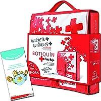 Botiquín Cruz Roja de Primeros Auxilios en Nylon