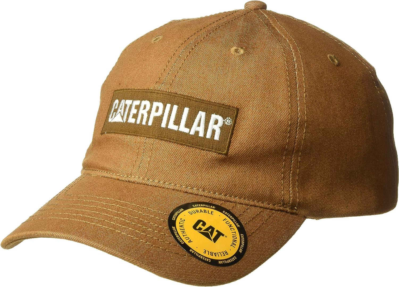 Caterpillar Mens Clark Cap: Amazon.es: Ropa y accesorios