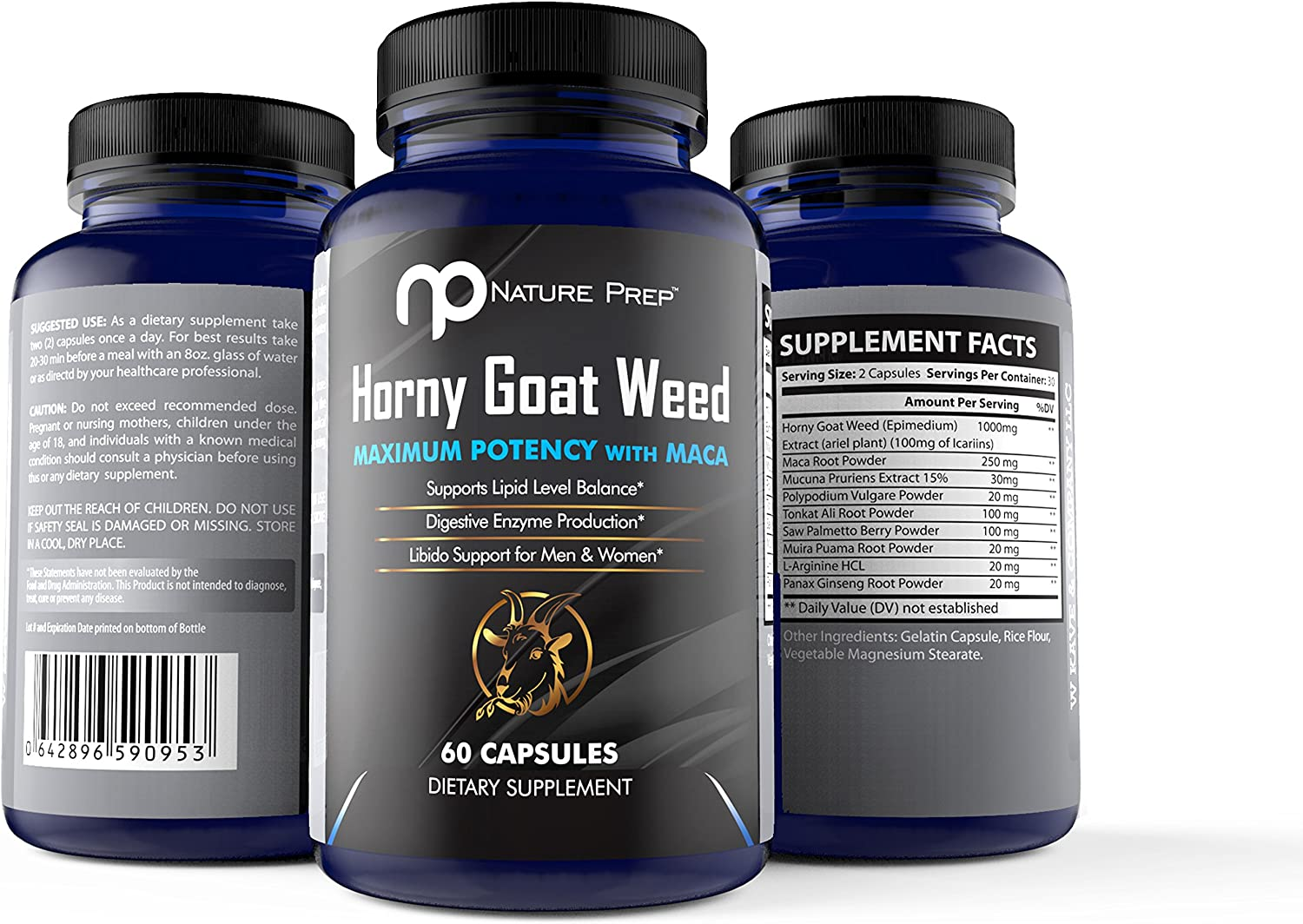 Supplements to make a woman horney