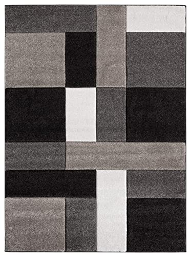 Balta Rugs Highland Light Grey Indoor Outdoor Area Rug, 8 x 10