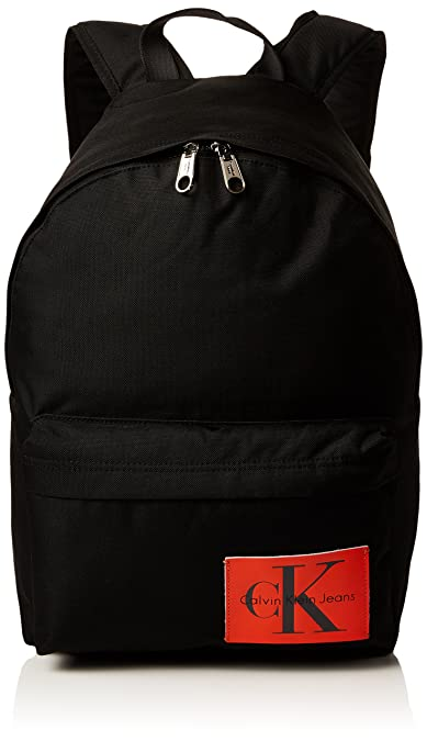 bc980c9168 Calvin Klein Sport Essential Cp Backpack 45, Unisex Adults' Backpack, Black,  13x57x32