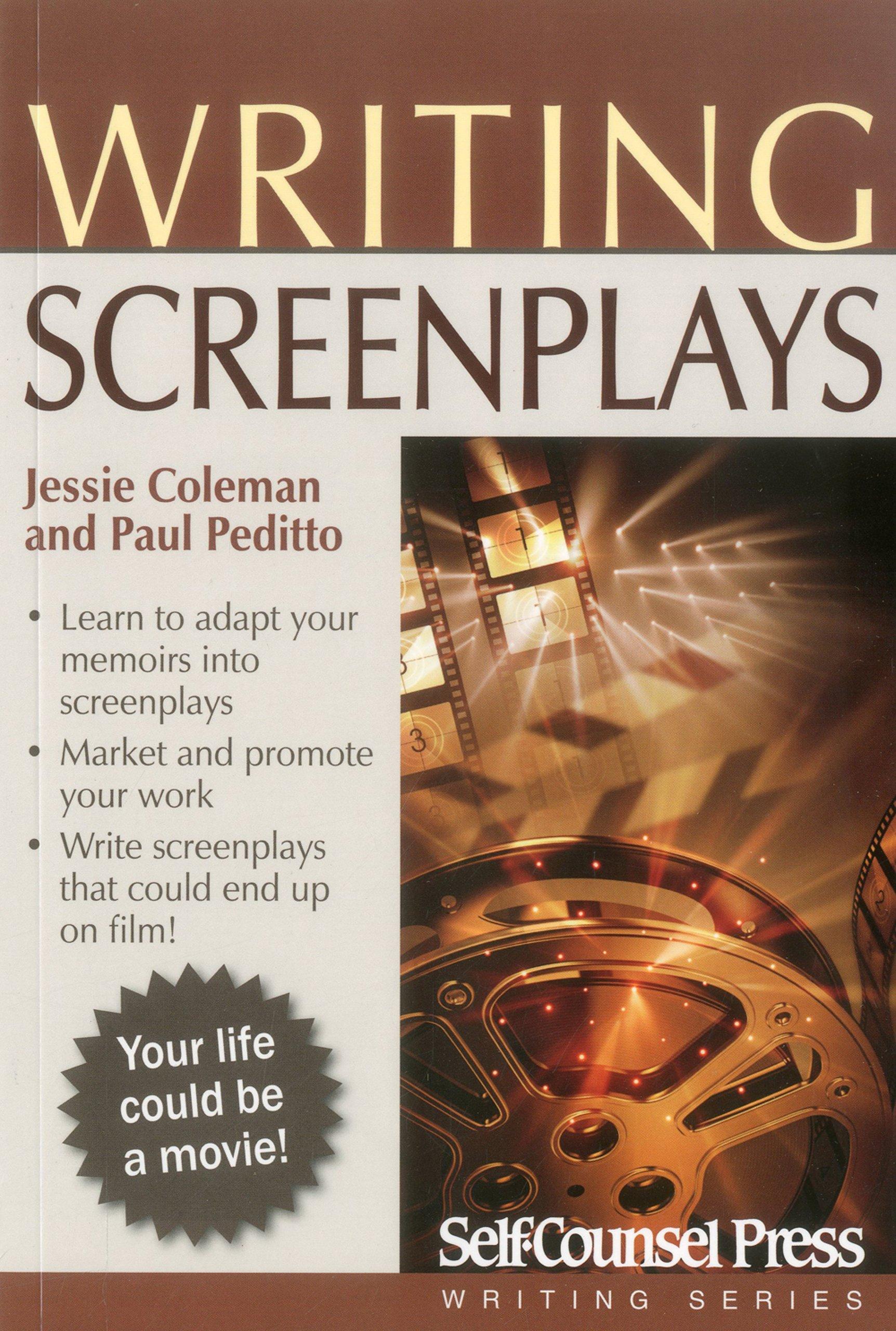 Writing Screenplays (Writing Series) pdf epub