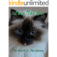 Lucy The Cat (Lucy The Cat: Little Brother Book 1)