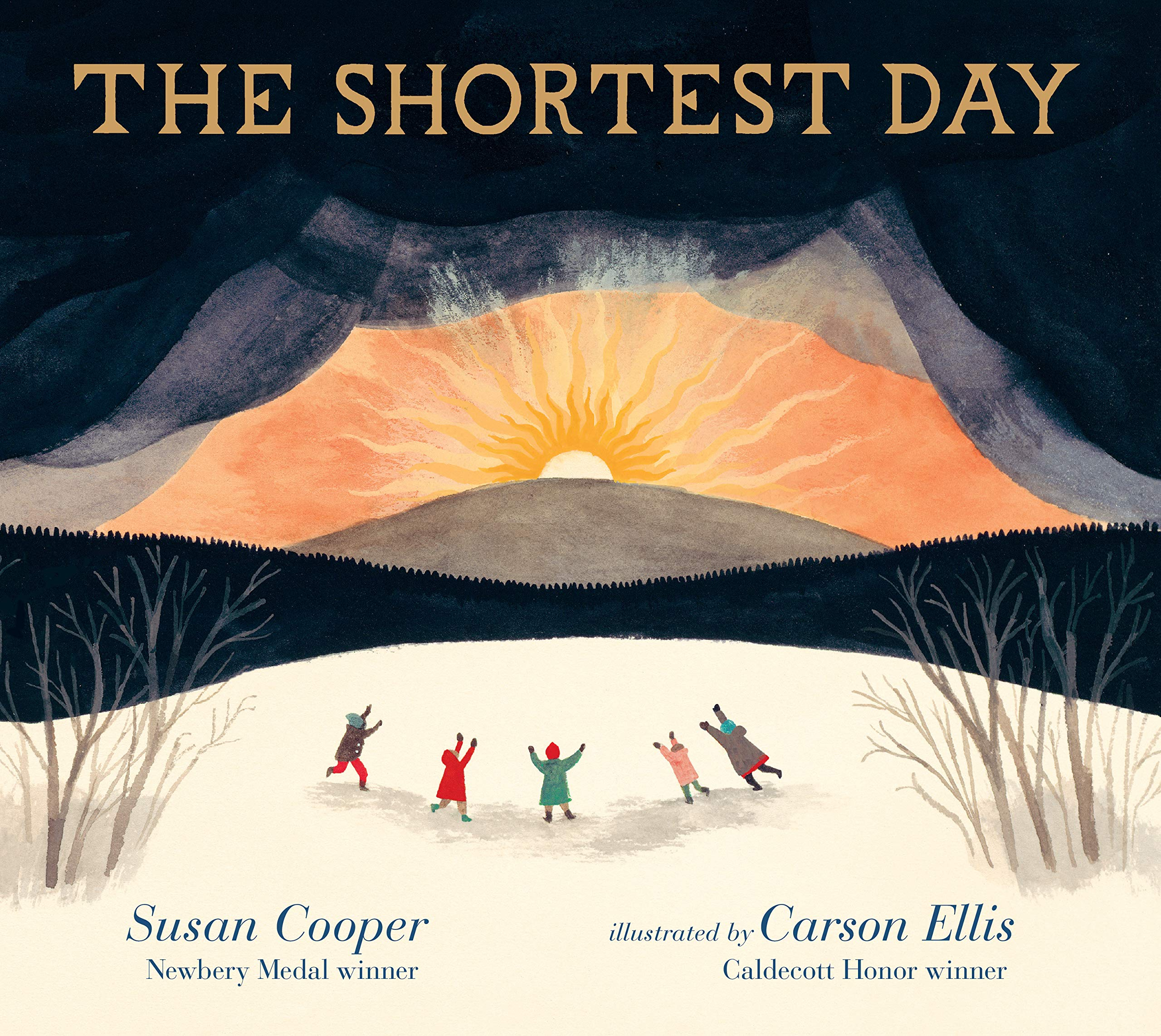 Image result for shortest day carson ellis""