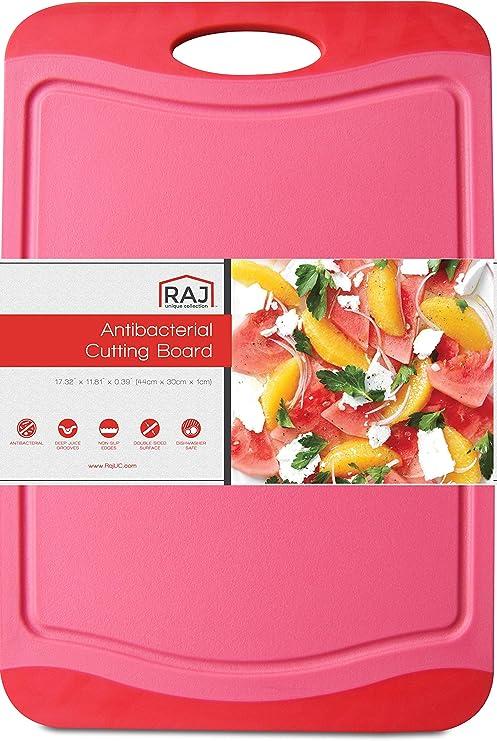 Outdoor Chopping Board Cooking Mat Food Chopping Block Cutting Board Pink