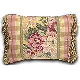 Amazon.com: cyan design Deco almohada: Home & Kitchen