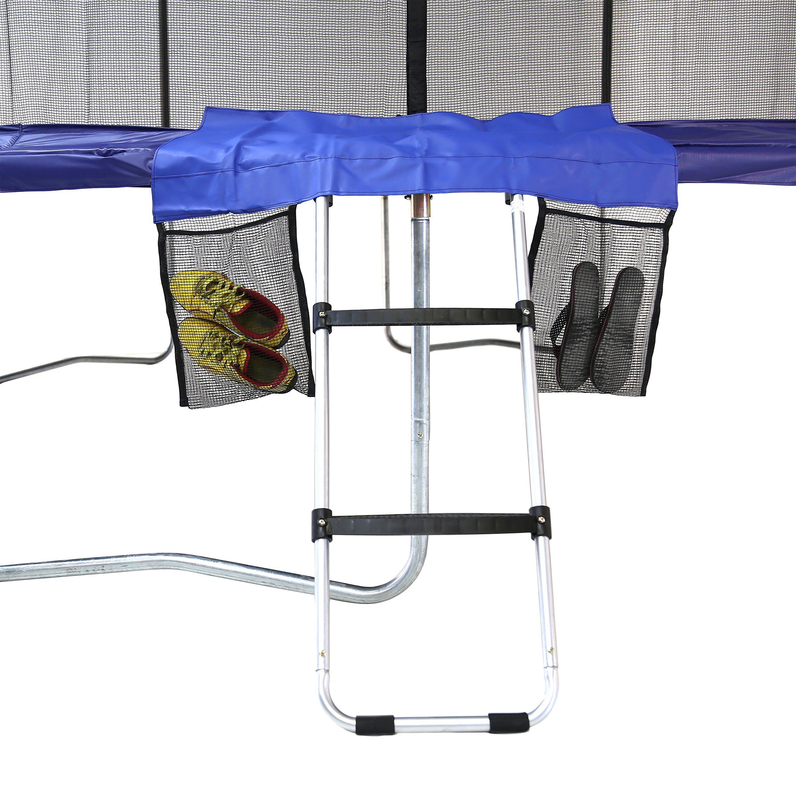 Skywalker Trampolines Wide-Step Ladder Accessory Kit, Blue by Skywalker Trampolines