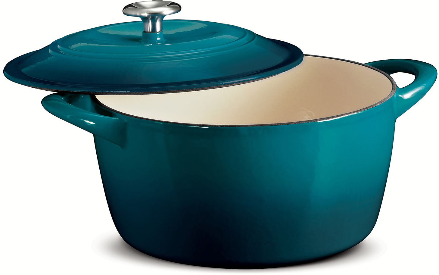 Tramontina Enameled Cast Iron 6.5 Qt Covered Round Dutch Oven - Sam's Club