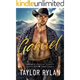 Gabriel : A Gay Cowboy Sweet with Heat Romance (Broken Arrow Ranch Book 1)