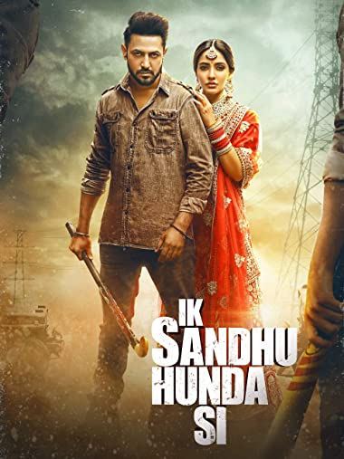 Ik Sandhu Hunda Si 2020 HDRip 300MB Full Punjabi Movie Download 480p
