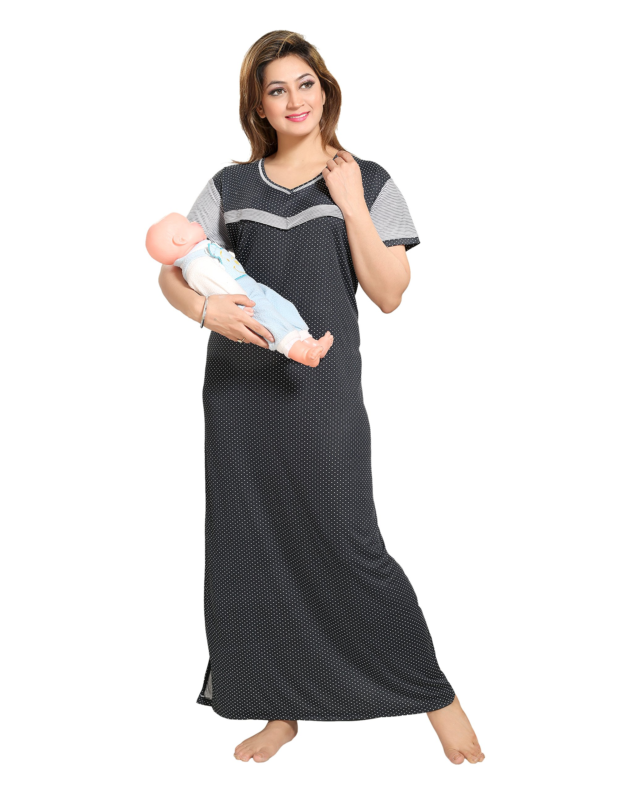 Maternity Gowns: Buy Maternity Gowns Online at Best Prices in India ...