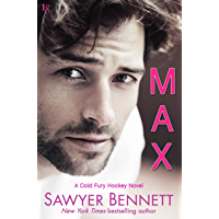 Max: A Cold Fury Hockey Novel (Carolina Cold Fury Hockey Book 6)