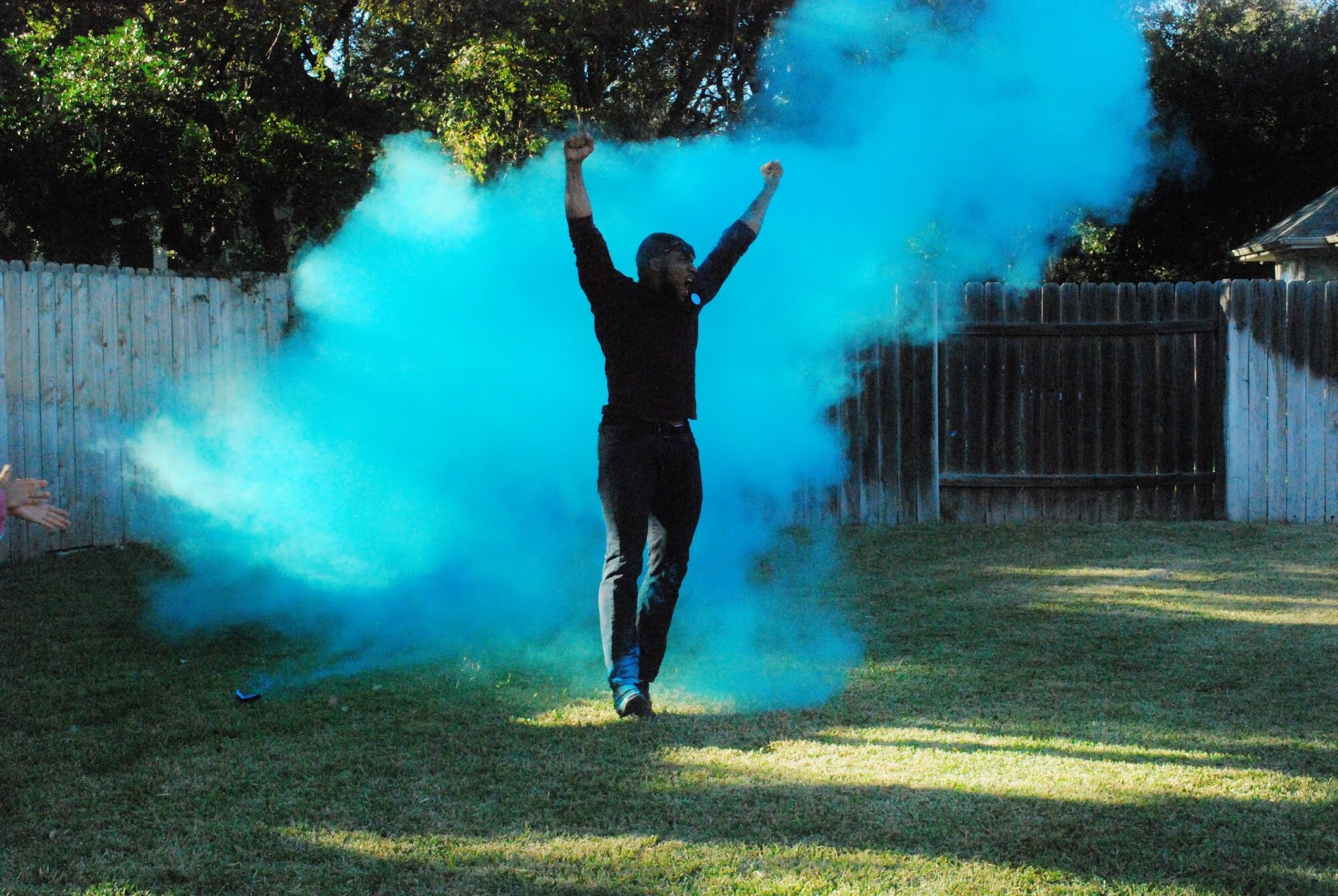 Gender Reveal Football (Pink + Blue Powder) by Suntex (Image #6)