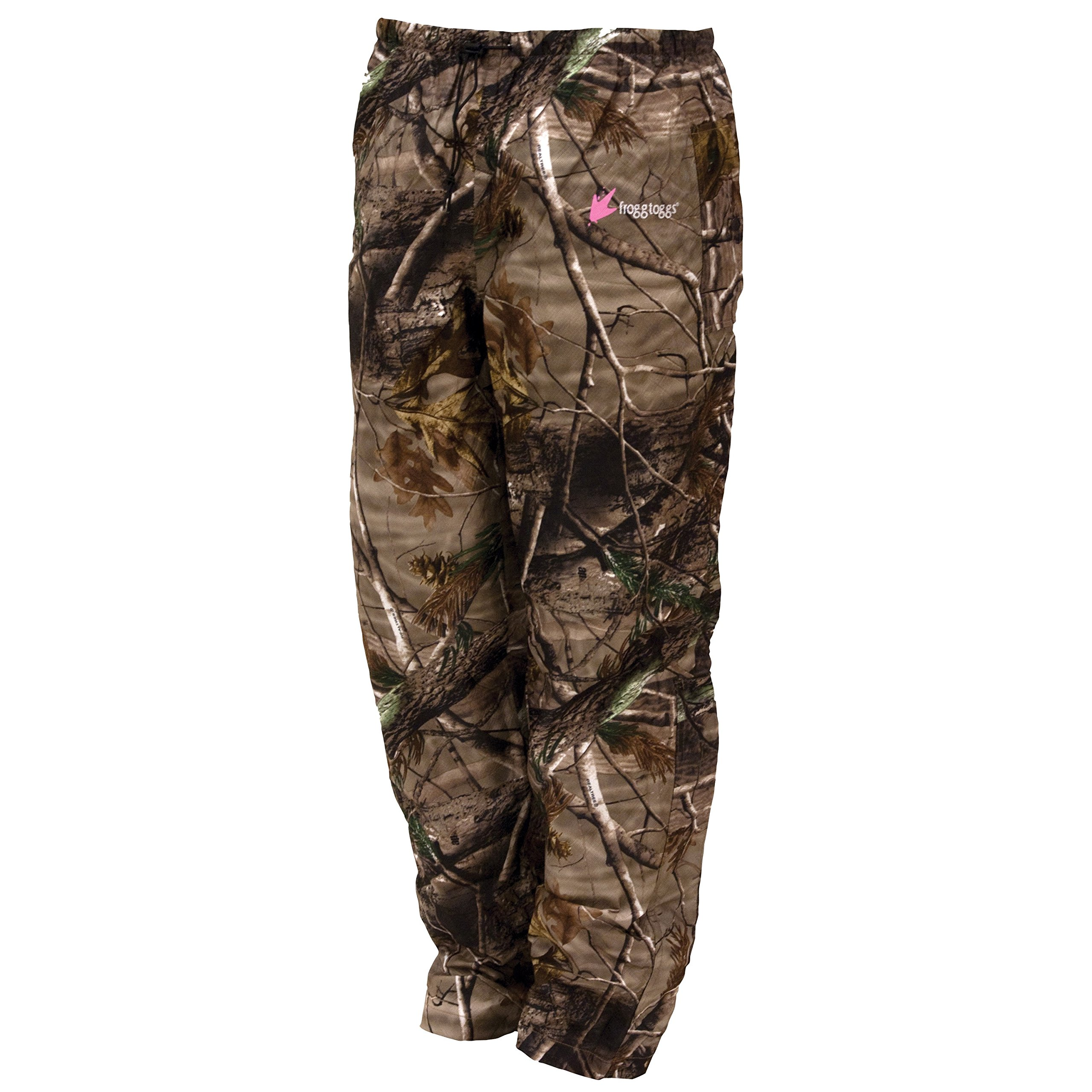 Frogg Toggs Pro Action Pant, Women's, Realtree Xtra, Size X-Large