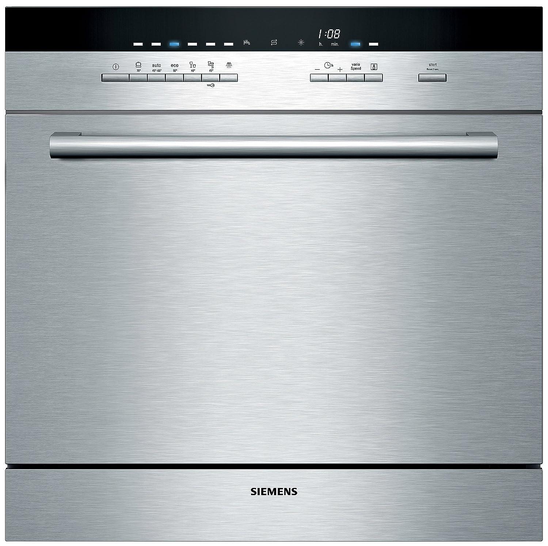 Siemens SC76M530EU lavavajilla Semi-incorporado 8 cubiertos A+ ...