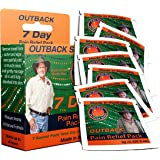 Outback Pain Relief – Natural Topical Oil - 7 Pack of 3mL Sachets