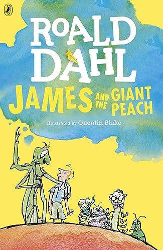 James and the Giant Peach (Dahl Fiction)