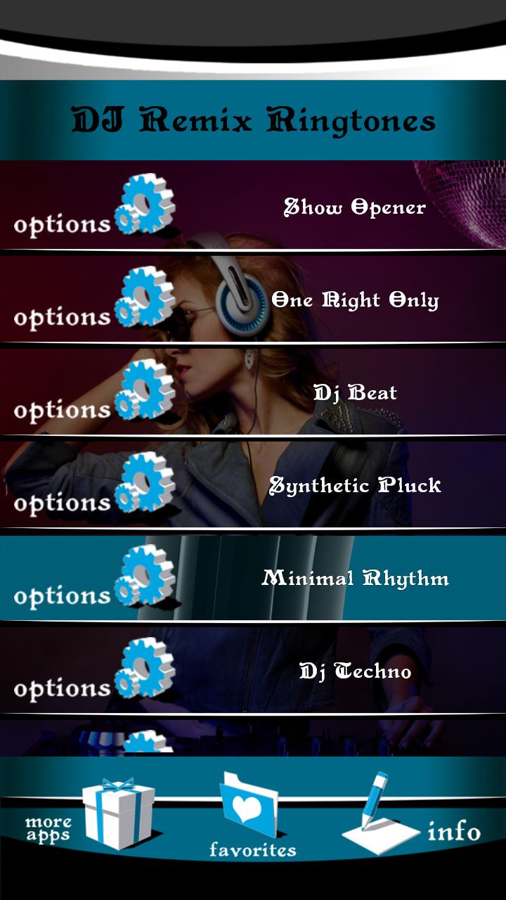 DJ Remix Tonos de llamada: Amazon.es: Appstore para Android