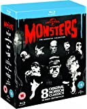 Universal Classic Monsters The - Universal Classic Monsters: The Essential Collection (8 Blu-Ray) [Edizione: Regno Unito] [Reino Unido] [Blu-ray]