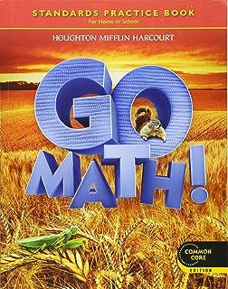 Go math standards practice book grade 1 houghton mifflin harcourt go math standards practice book grade 2 common core edition fandeluxe Choice Image