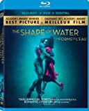 The Shape Of Water (Bilingual) [Blu-ray + DVD + Digital Copy]