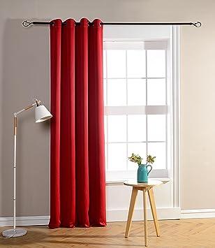 rideau occultant rouge zakelijksportnetwerkoost. Black Bedroom Furniture Sets. Home Design Ideas