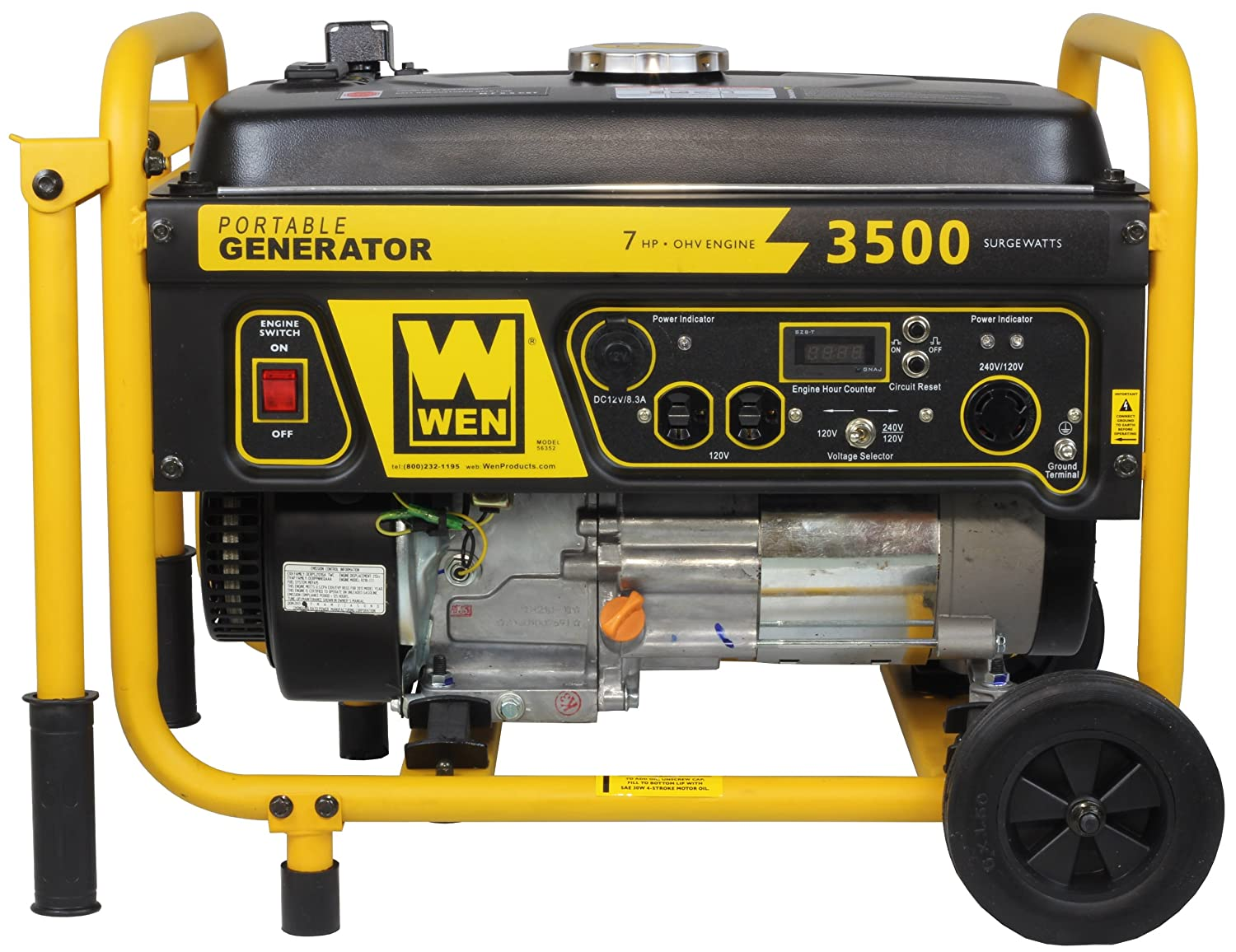 WEN Gas Powered Generator
