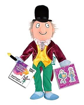 d91b10c26574 Fiesta Crafts - t-2913 Roald Dahl Charlie y el Chocolate 66 Juego de  Marionetas de Mano y Dedos: Amazon.es: Juguetes y juegos