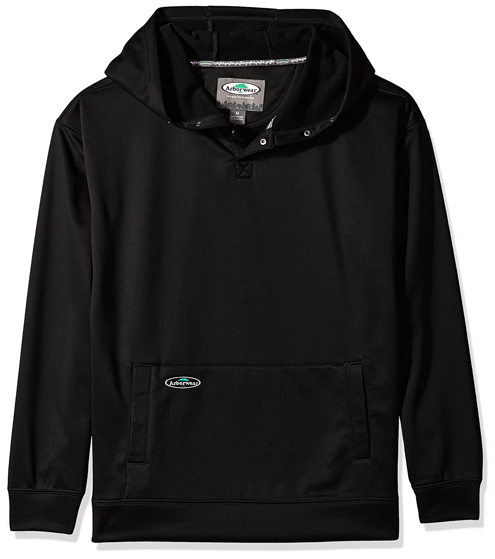 Arborwear SHIRT メンズ B071Y4Z2T1 M|ブラック ブラック M