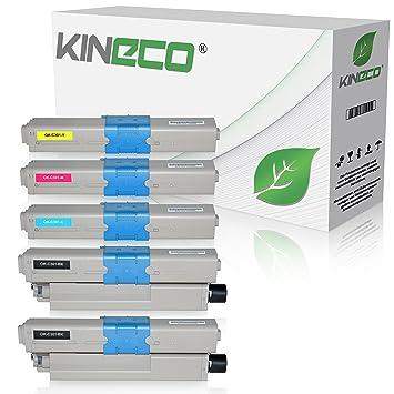 44973534 Magenta Toner kompatibel  OKI C 301 DN
