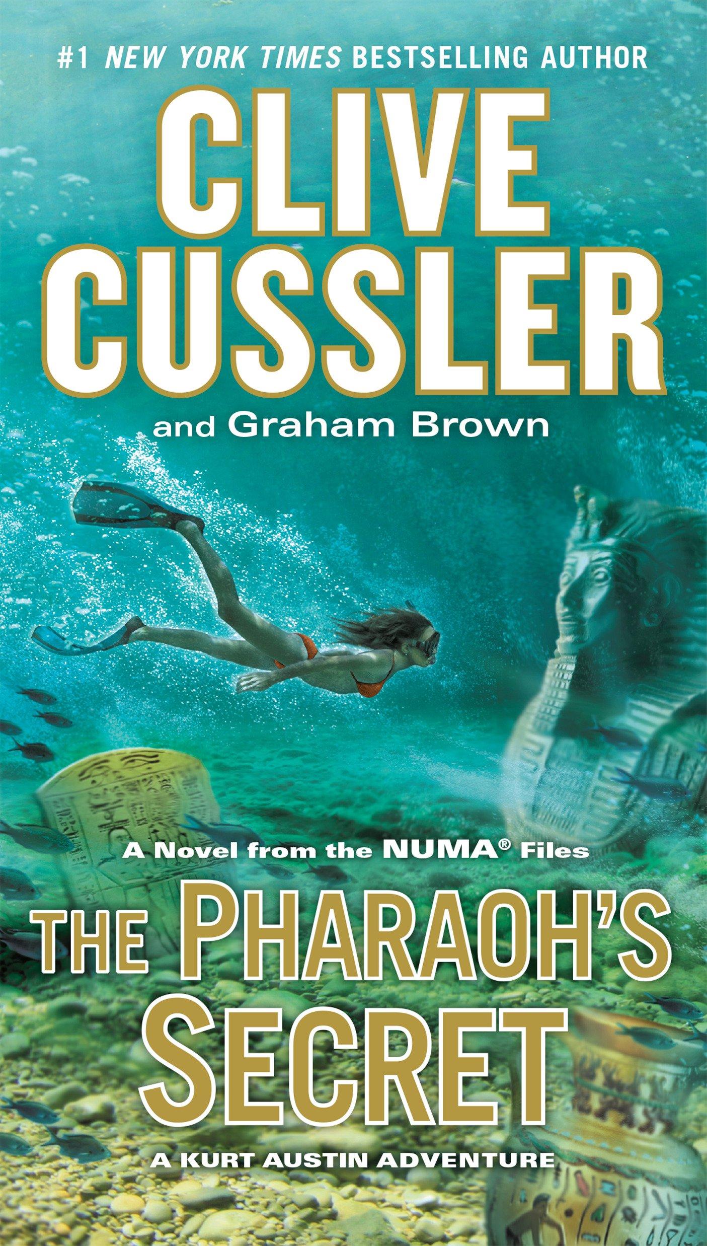 Pharaohs Secret NUMA Files product image