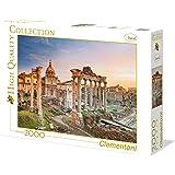 Clementoni - 32549 - High Quality Collection Puzzle - Forum romanum - 2000 Pezzi