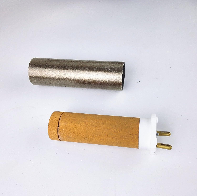 Elemento calefactor de 1600 W para pistola soldadora de calor para plástico: Amazon.es: Bricolaje y herramientas