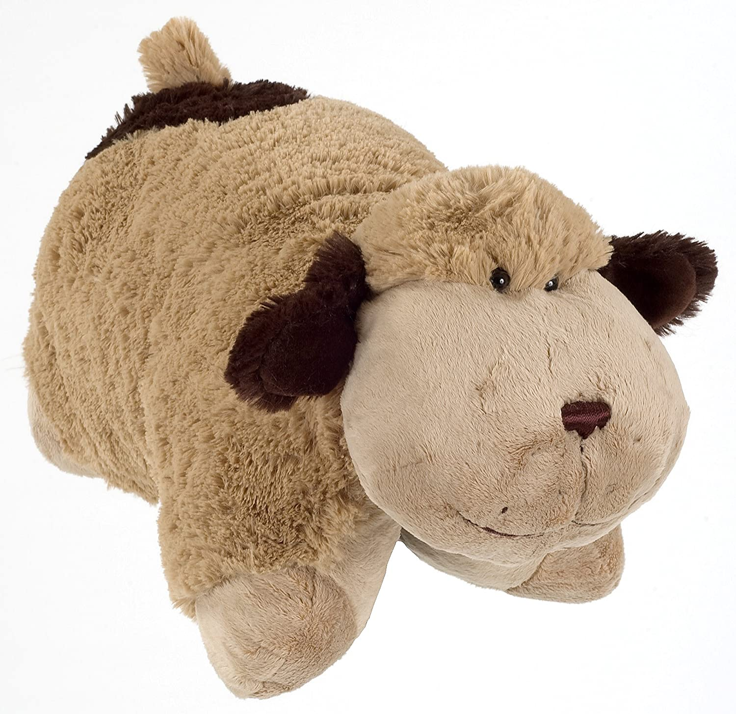 Amazon Signature Snuggly Puppy Pillow Pet Stuffed