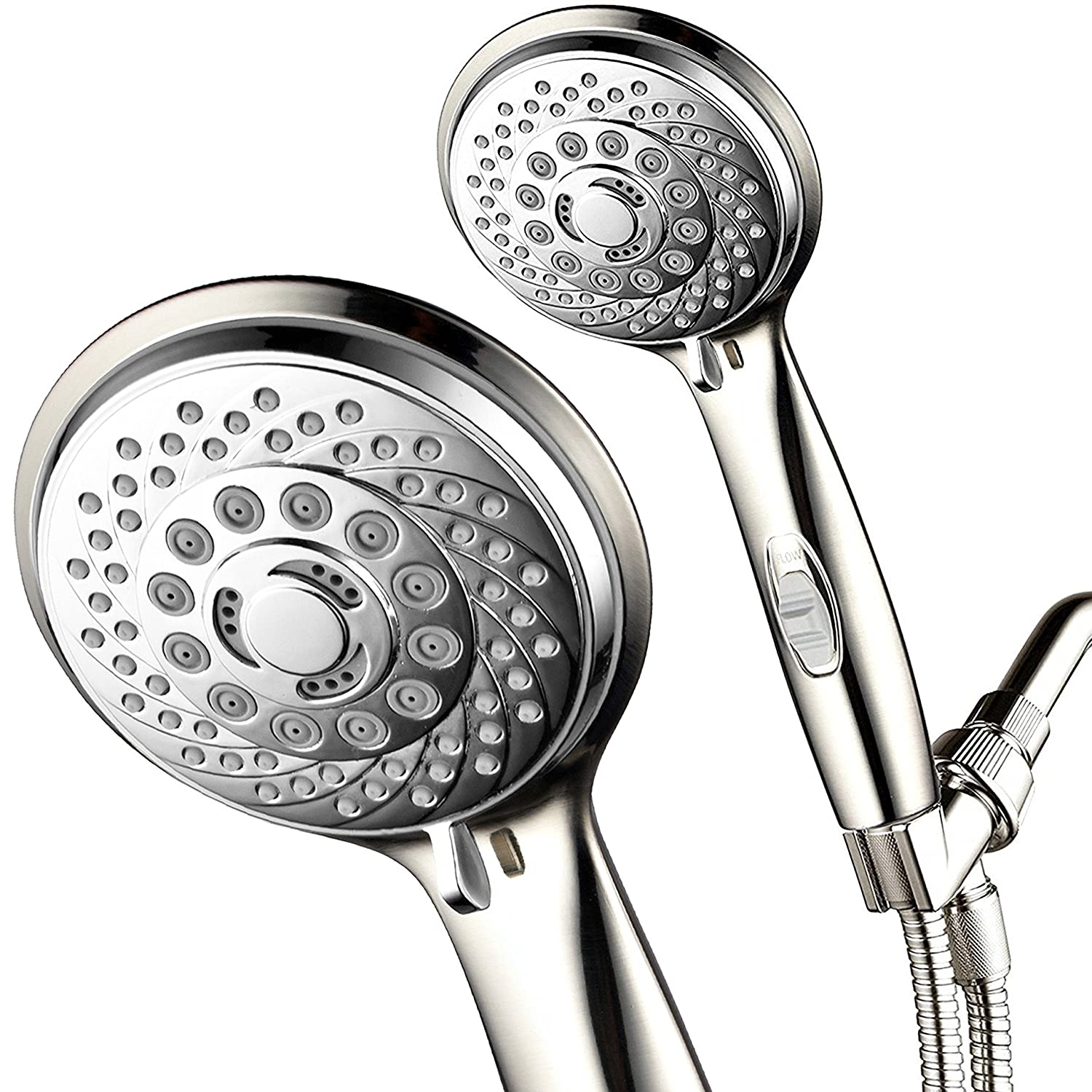 Hotelspa 7 Setting Ultra Luxury Handheld Shower Head With Patented