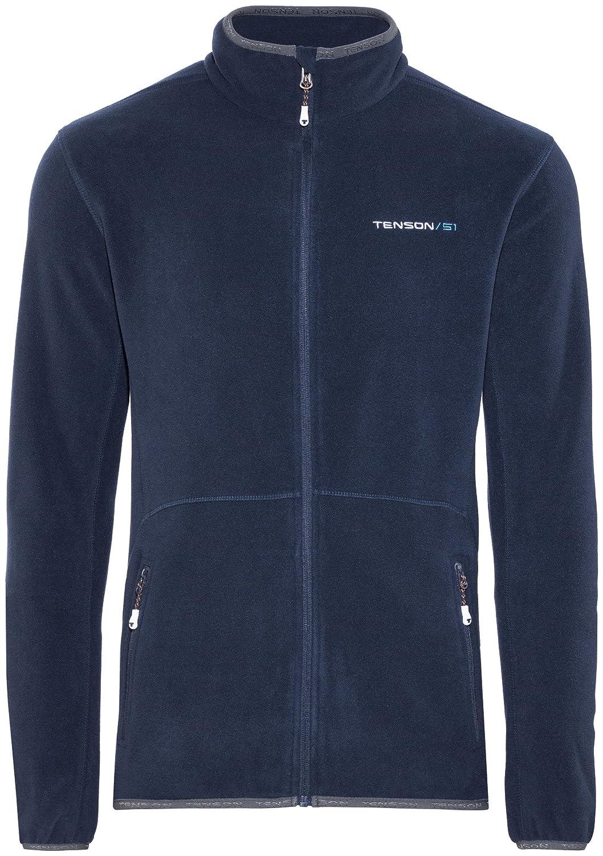 nieuwe foto's betaalbare prijs goedkoper Tenson Fleece Jacket Miller Men: Amazon.co.uk: Sports & Outdoors