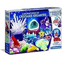 Ciencia y Juego - Laboratorio de Cristales Gigantes