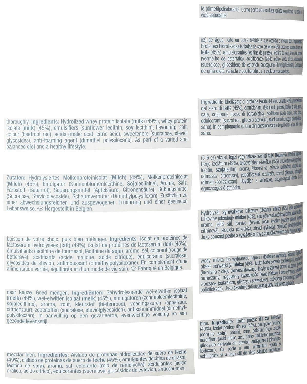 Dymatize Whey Protein Hydrolysat + Isolat – Premium Eiweißpulver ...
