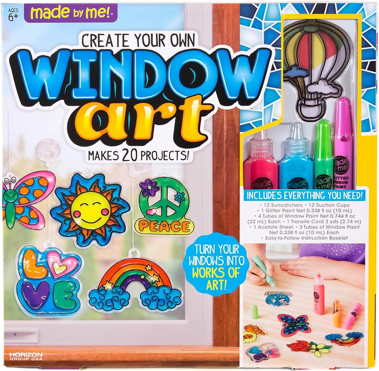 Create Your Own Window Art