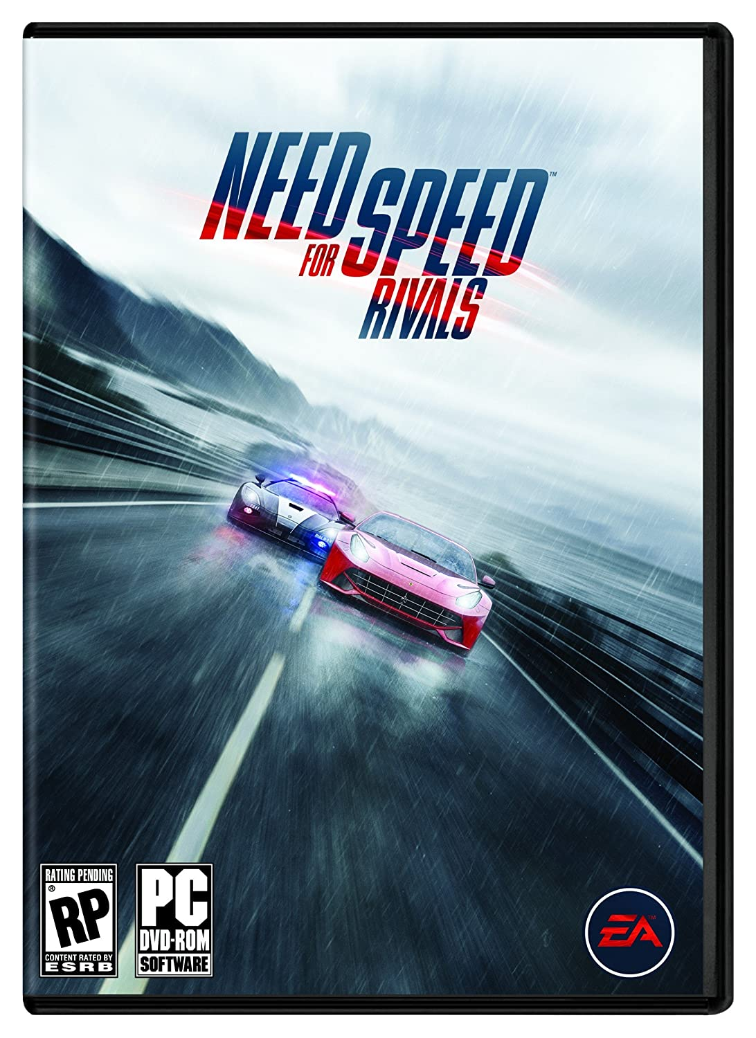 Need for speed rivals demo