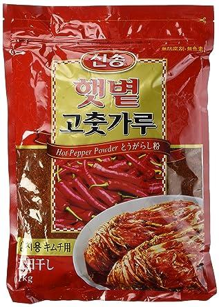 (2.2 Lb)-Korean Red Chili Flakes, Gochugaru, Hot Pepper Powder by Singsong by Sinsong