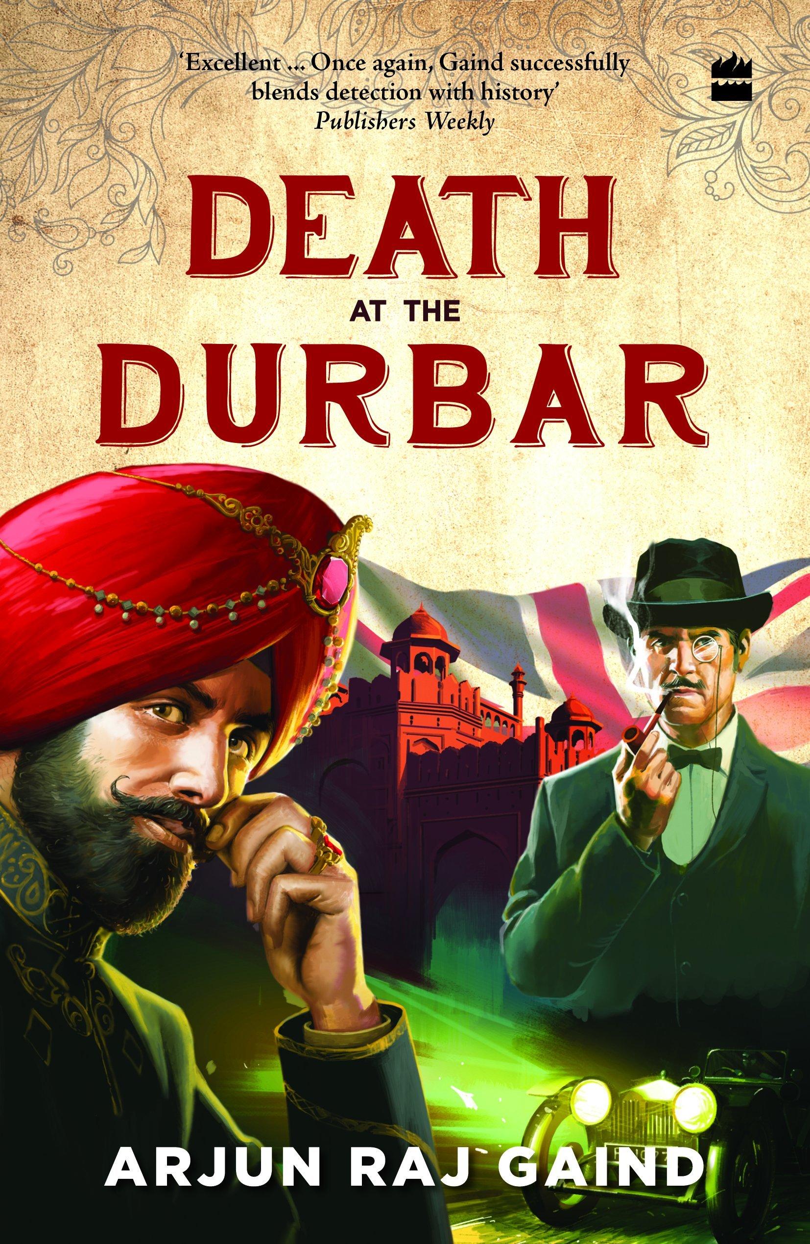 Download Death at the Durbar pdf
